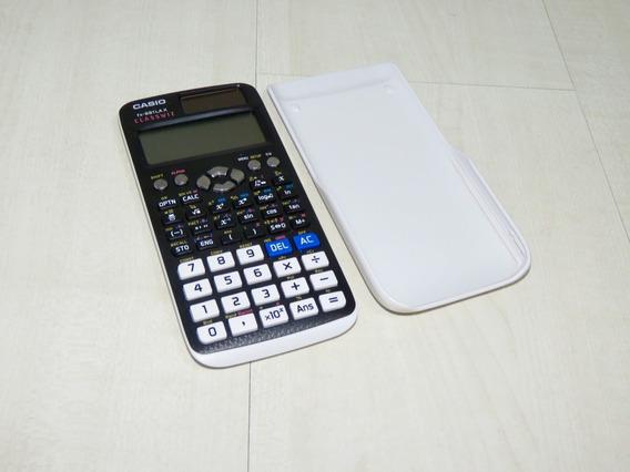Calculadora Científica Casio - Classwiz Fx-991lax Branca