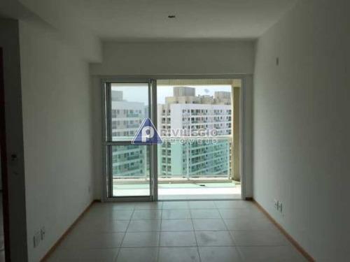 Imagem 1 de 11 de Apartamento À Venda, 2 Quartos, 1 Suíte, 1 Vaga, Recreio Dos Bandeirantes - Rio De Janeiro/rj - 16712