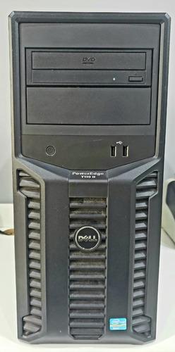 Imagem 1 de 4 de Servidor Dell Poweredge T110 Ii Com Placa De Video
