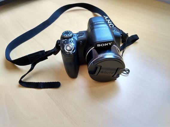 Sony Cyber-shot Dsc-hx1, Quase Nova E Com Acessórios!