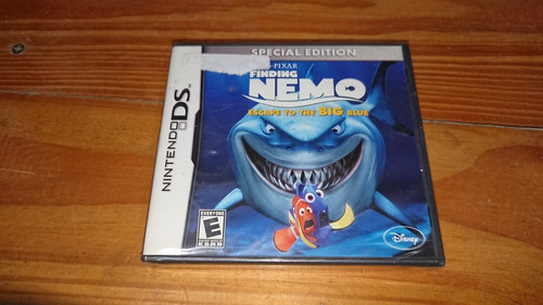 Juego Buscando A Nemo Nintengo Ds