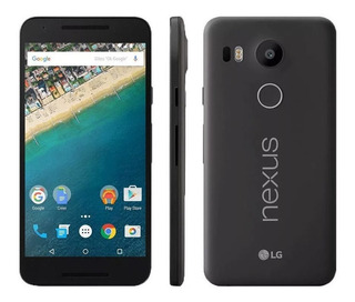 Celular Lg Google Nexus 5x H790 4g Lte 12.3mp 32gb Preto