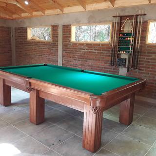 Mesa De Pool 9 Pies Master Pool