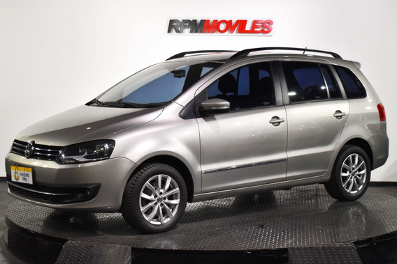 Volkswagen Suran 1.6 N Highline Ln 2013 Rpm Moviles