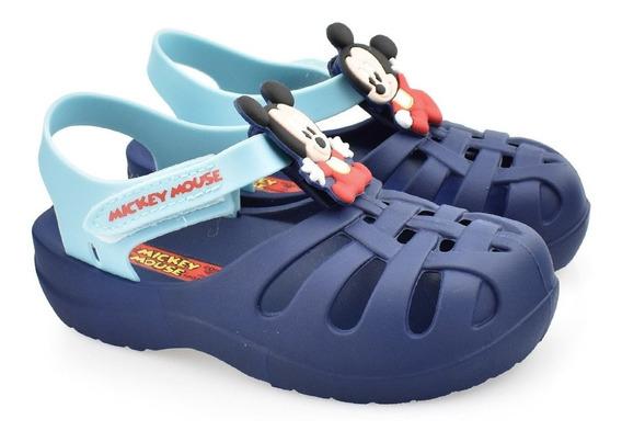 Sandália Clog Infantil Masculina Disney Clássicos Baby 21870