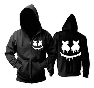 Campera Marshmello Mellogang Color Animal
