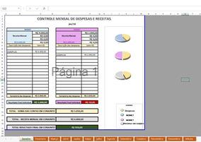 Cálculos - Controle Financeiro