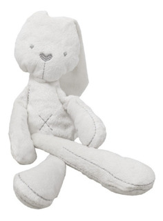 Peluche De Conejo Tierno Kawaii Para Bebé Niña Decoración
