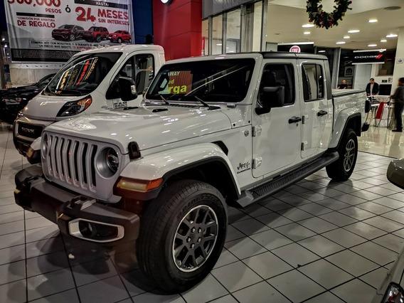 Jeep Wrangler Gladiator Overland 2020