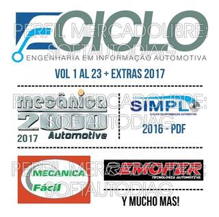 Ciclo 2017 + Simplo 2016 Y Mas! Esquemas Eléctricos De Ecus