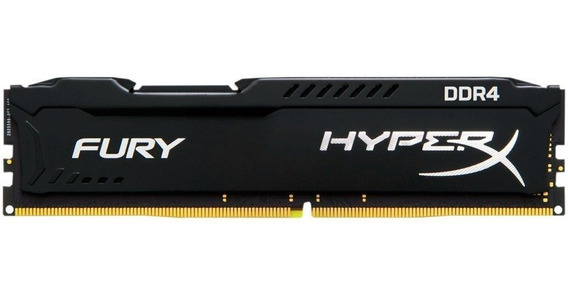 Memória Ram 4gb Ddr4 Kingston 2400mhz Gamer