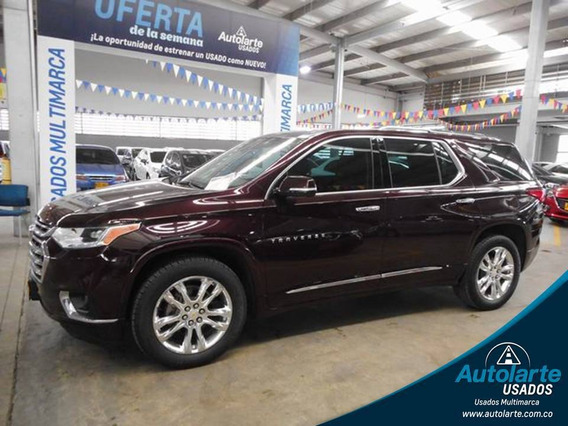 Chevrolet Traverse 2018/at