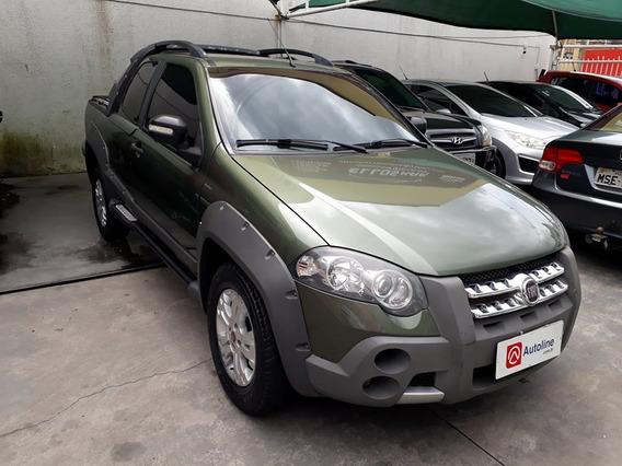 Fiat Strada 1.8 16v Adventure Cab. Dupla Flex Dualogic 2p