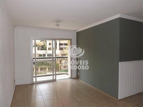Apartamento Com 3 Dormitórios À Venda, 107 M² Por R$ 1.295.000 - Alto De Pinheiros - São Paulo/sp - Ap18873