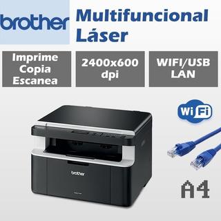 Nuevo Impresora Multifunción Brother Dcp-1617nw 110v/220v (