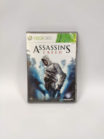 Assassins Creed Xbox 360 Midia Fisica Seminovo Usado
