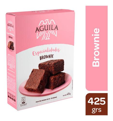 Brownie Aguila Pre Mezcla Sabor Chocolate X 425 Gr