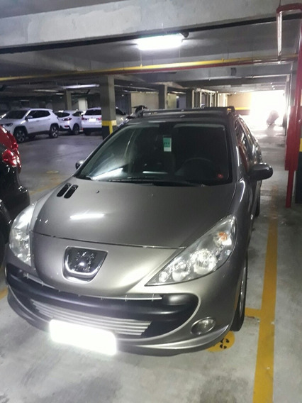 Peugeot 207 Passion 1.6 16v Xs Flex 4p 2011