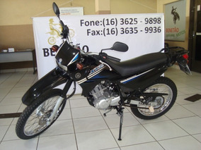 Yamaha Xtz 125 K Preto 2008
