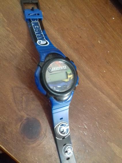 Relógio Infantil Garagem Sa