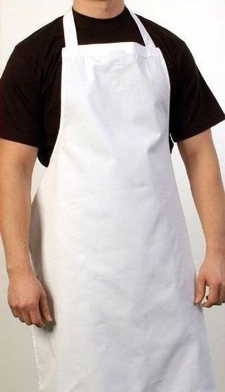 Pizzaria Padeiro Kit C/3 Avental Açougueiro Cozinheira Casa