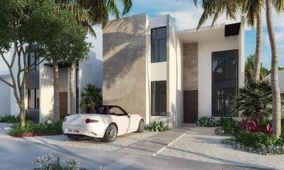 Casa De 3 Recamaras, En Playa, Puerto Lindo Chelem Residencial