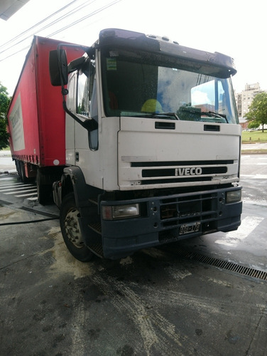 Iveco Eurocargo  Eurocargo Tractor