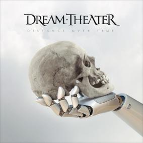 Cd Dream Theater - Distance Over Time - Slipcase - Novo