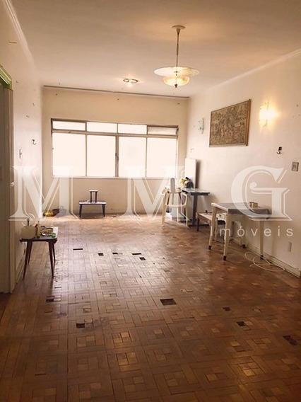 Apartamento Para Venda No Bairro Vila Mariana Em São Paulo - Cod: Mg835 - Mg835