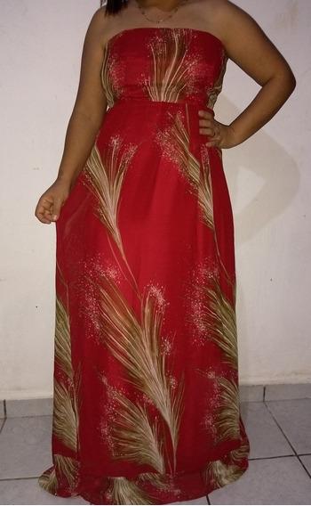 Vestido Leve De Ótima Qualidade