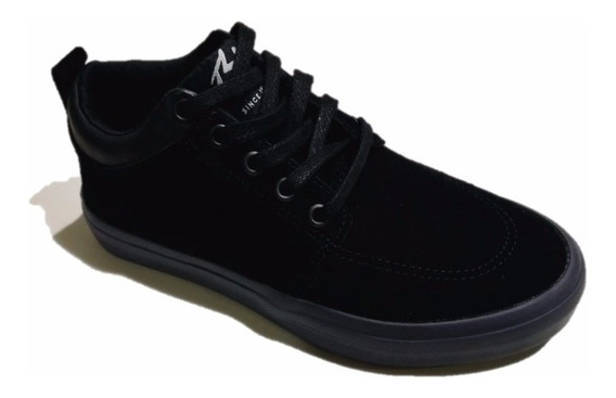 Zapatillas Rusty Trucker Black/grey