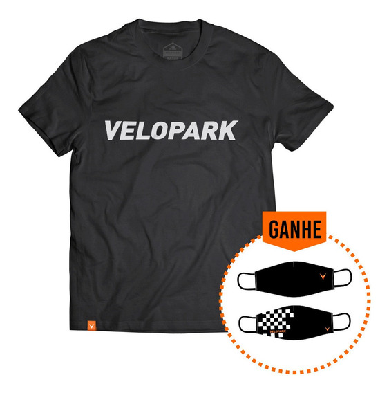 Camiseta E Baby Look - Velopark