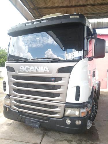 Imagem 1 de 5 de Scania G420 6x4 2011 Bug Leve (trem De Força Revisado)
