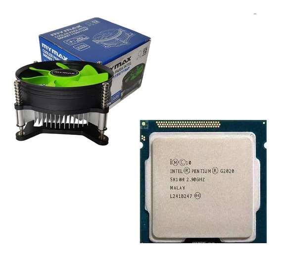 Processador Intel Pentium G2020 2.9ghz 3mb + Cooler Brinde