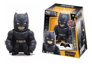 Figura Batman Blindado Metals Die Cast M8 - Batman/superman