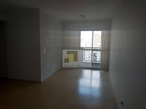 Imagem 1 de 25 de Apartamento Para Alugar, 76 M² Por R$ 2.800,00/mês - Pompeia - São Paulo/sp - Ap2278