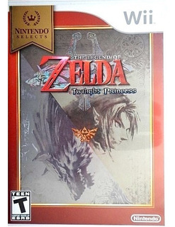 The Legend Of Zelda Twilight Princess Wii Video Juego