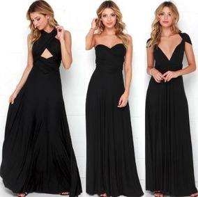 72af8427d7feb8 Infinity Dress - Vestidos Femeninos Preto com o Melhores Preços no ...