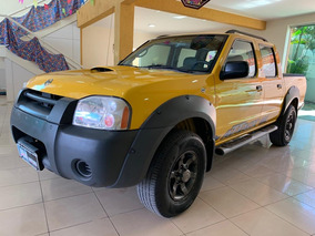 Nissan Frontier 2007 2.8 Xe Cab. Dupla 4x2 4p