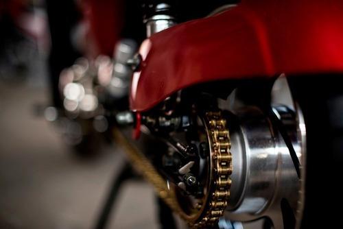 Gilera Smash 110cc Tuning Full Motozuni Merlo