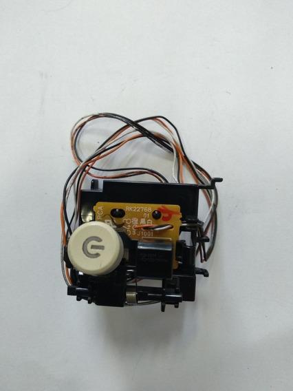 Placa Botão De Power Completa Para Impressora Hp P 2035n