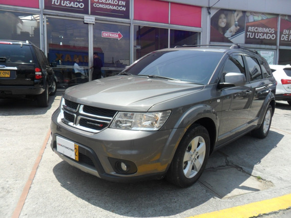Dodge Journey 2.4 Se 7 Psj