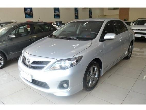 Toyota Corolla 2.0 Xrs Prata 16v Flex 5p Aut. 2014