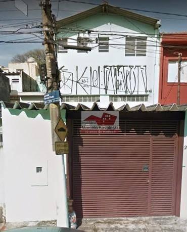 Galpão À Venda, 230 M² Por R$ 1.300.000 - Saúde - São Paulo/sp - Ga0238