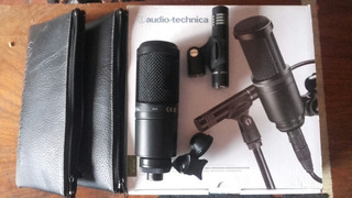 Audio-technica At-2041sp Studio Pack