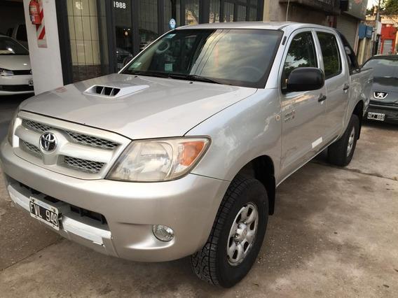 Toyota Hilux Sr 4x4 3.0 2006