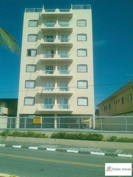 Apartamento Com 2 Dorms, Vila Atlântica, Mongaguá - R$ 180 Mil, Cod: 17103 - A17103