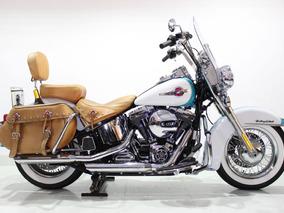 Harley Davidson - Softail Heritage Classic - 2017 Azul