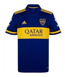 Camisa Boca Juniors adidas 2020/2021 - Pronta Entrega