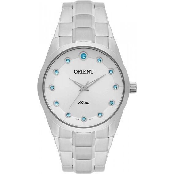 Relógio Feminino Orient Fbss0055 Prata
